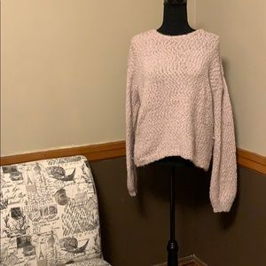 Sweaters - Kaisely light pink sweater